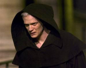 Albino Monk